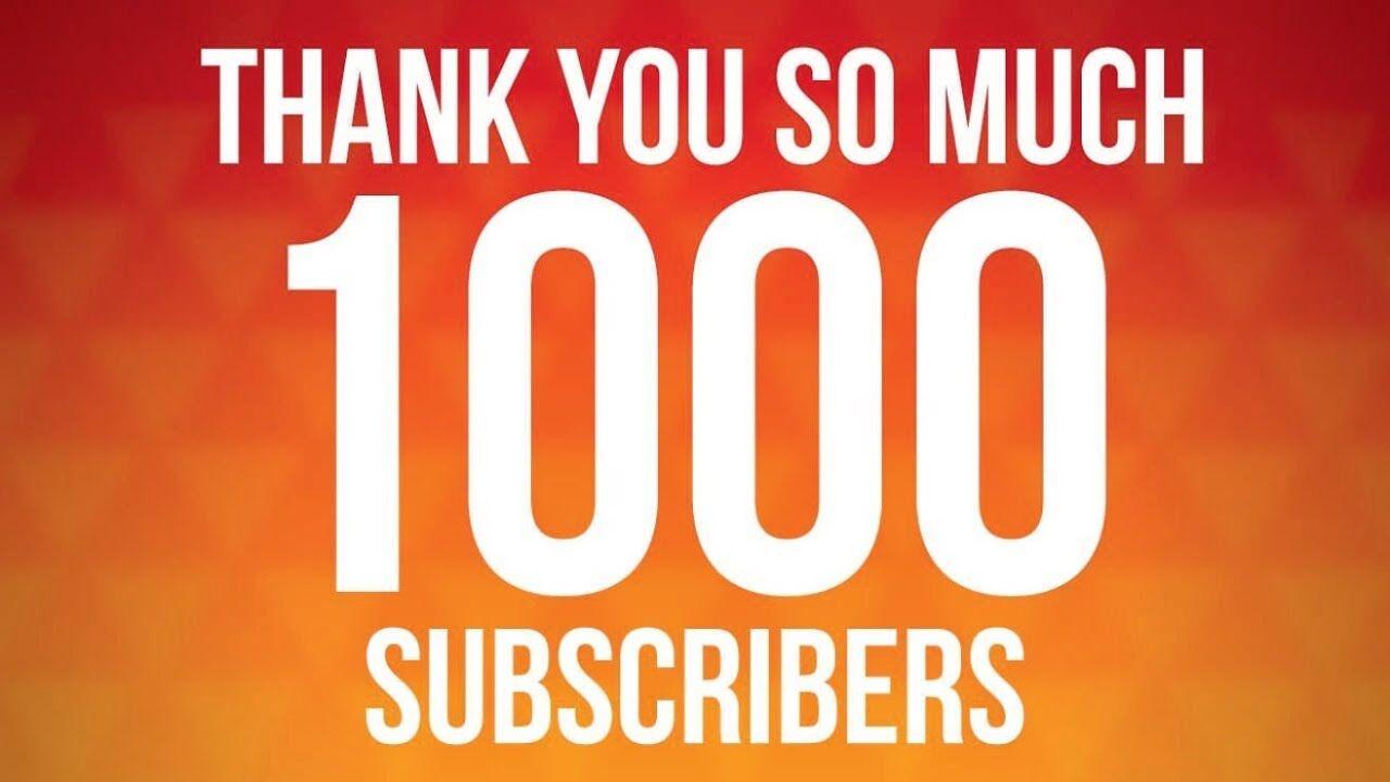 Нас уже 1000 !!! Поздравляю!!!